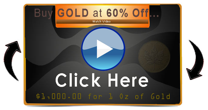 Buy Precious Metals at 60% Off