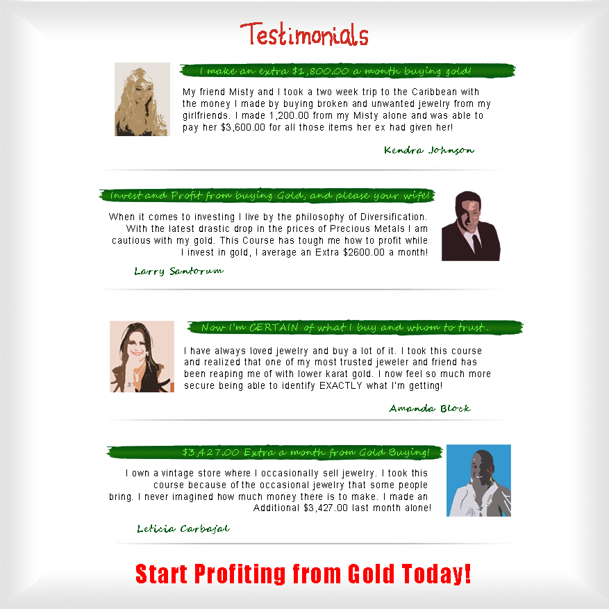 M4-Testimonial-3-investor-extra-income-single-girl-buying-gold-friends-earning-business-owner-profit-vintage