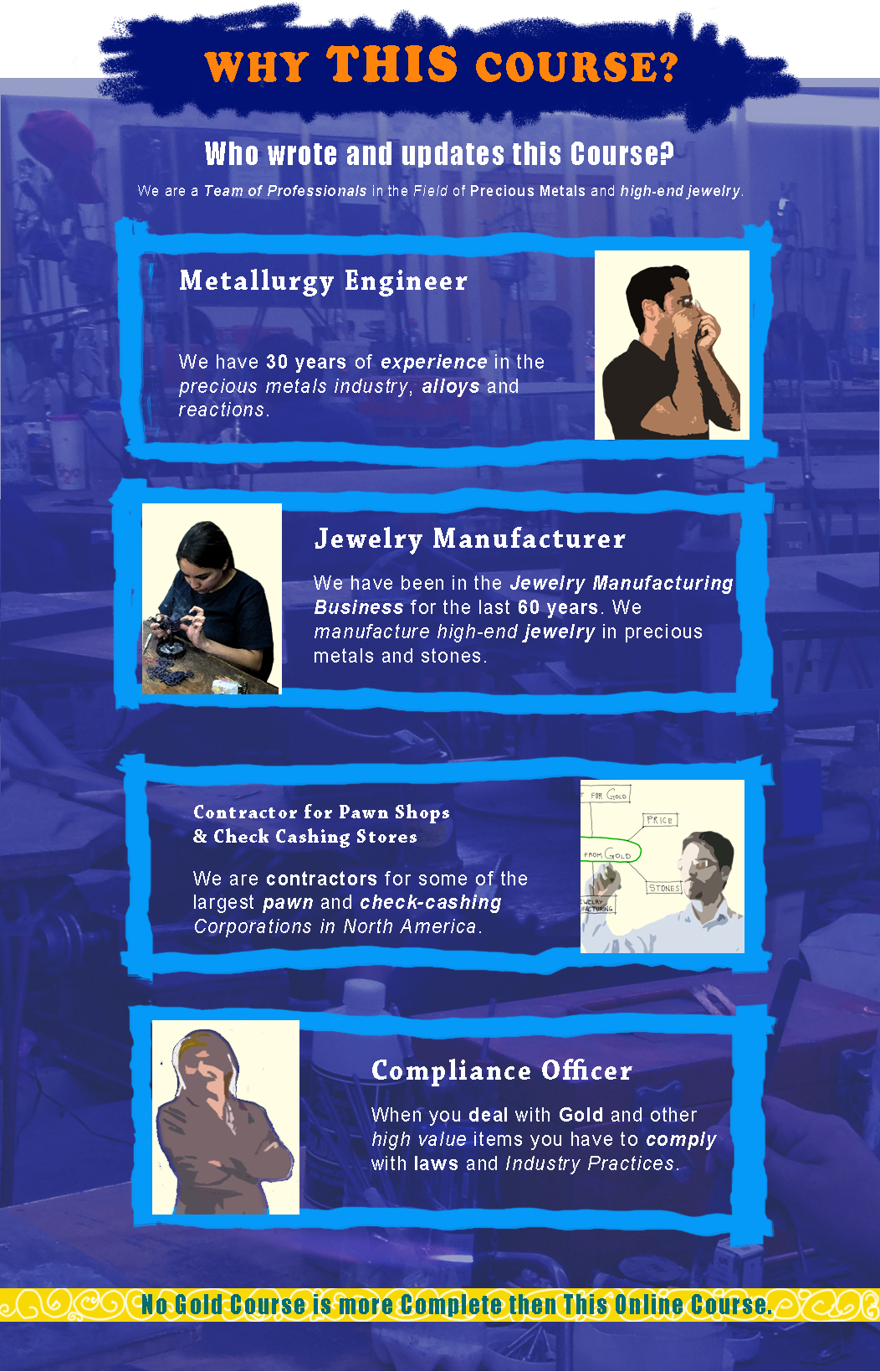 M8-Course-Team-who-we-are-metallurgy-engineer-jeweler-manufacturing-consultant-pawnshops-checkcashing-compliance-officer