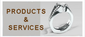 Products-services-button-gold-silver-platinum-buying-jewelry-party